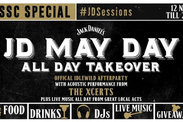 Official Idlewild After Party & The Xcerts Acoustic - 57north